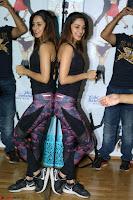 Kiara Advani Black Tank Top Tight leggings Tu Cheez Badi Hai Mast Mast~  Exclusive 52.JPG
