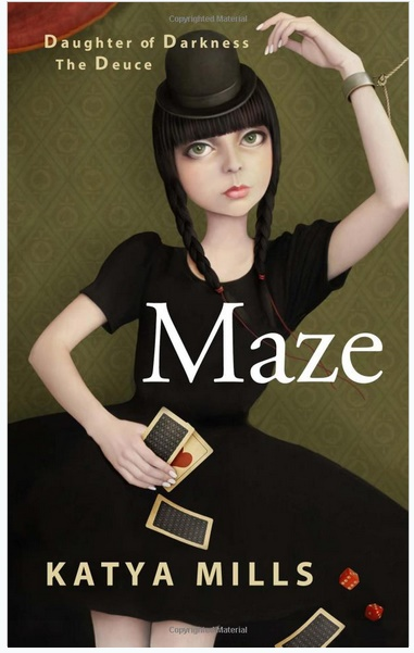 Maze by Katya Mills is available at Amazon