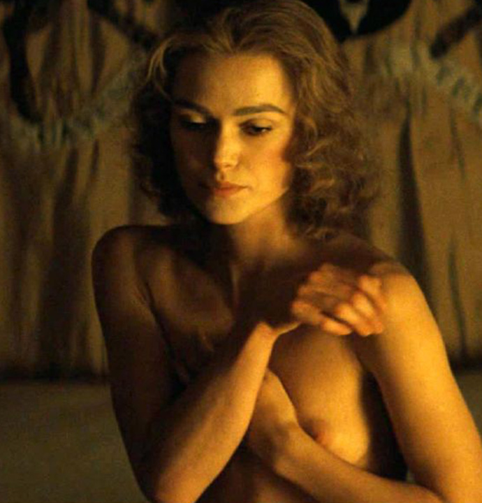 """Celebrity Nude Century: Keira Knightley (""""Pirates Of The ..."""