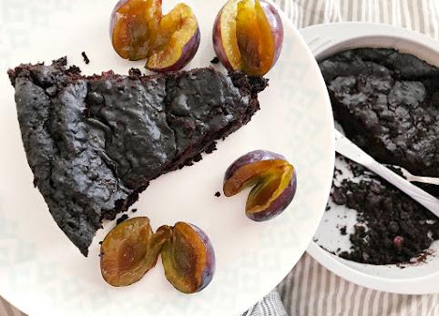 Ciasto czekoladowe bez czekolady - to jest pyszne. Ciasto z czerwonej fasolki.