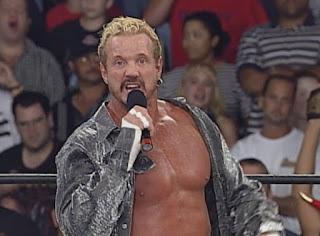 WCW Fall Brawl 1999 - DDP faced Goldberg
