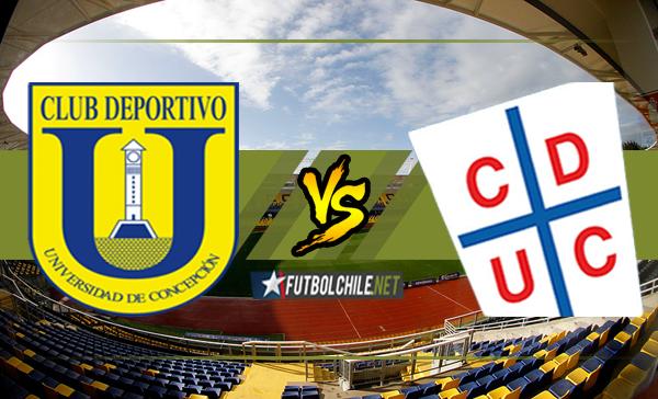 Universidad de Concepción vs Universidad Católica