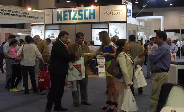 Latin American Coatings Show 2015, the leading event for Coatings in Latin America
