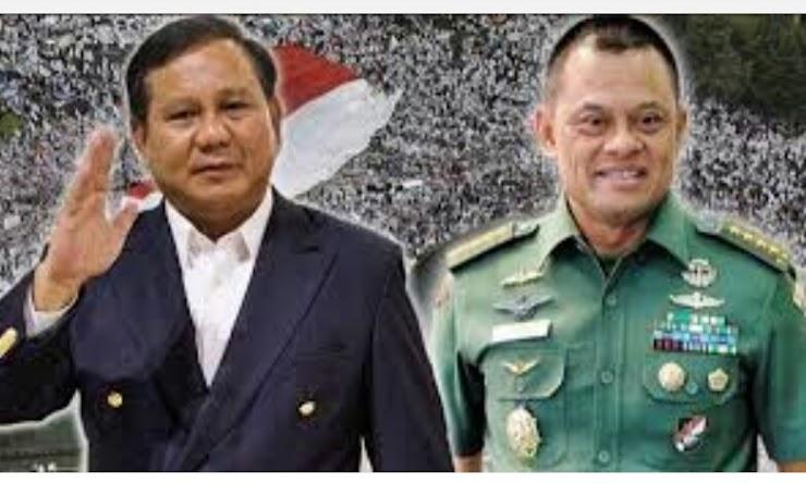 Prabowo Disandingkan dengan Gatot, Ini Kata Fadli Zon