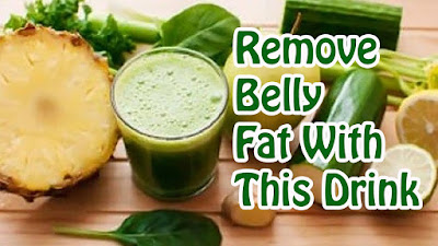 A Cucumber, Ginger And Lemon Drink That Helps Reduce Belly Fat