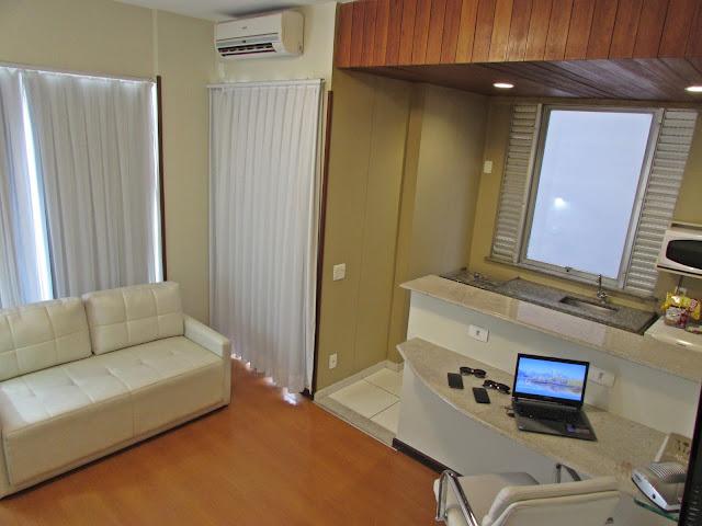 Melhor apart hotel da Savassi - BH