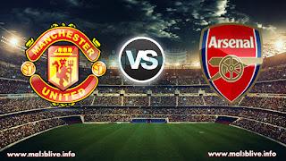 مشاهدة مباراة ارسنال ومانشستر يونايتد Arsenal Vs Manchester united بث مباشر بتاريخ 02-12-2017 الدوري الانجليزي