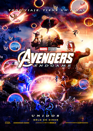 AVENGERS ENDGAME Poster HD