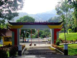 Objek Wisata TAHURA (Taman Hutan Raya) Bung Hatta di Kota Padang
