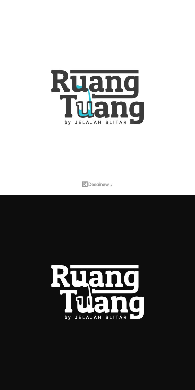 Ruang Tuang Logo Design Project Portfolio Desainew
