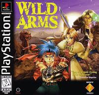Wild Arms 1 Box Art