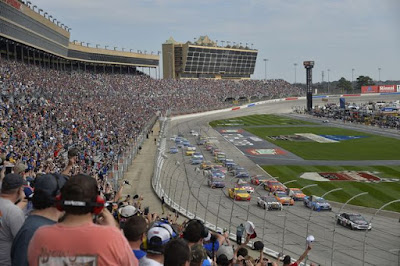A Great Weekend To Be At The Atlanta Motor Speedway! #NASCAR
