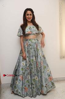Actress Pragya Jaiswal Stills in Floral Dress at turodu Interview  0186.JPG