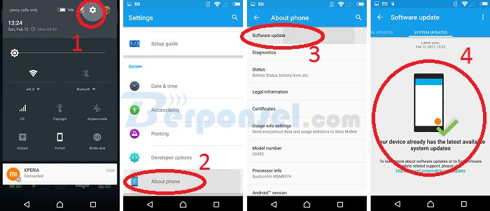 cara upgrade ram android cara upgrade kitkat ke lolipop tanpa root cara upgrade android ke versi yang baru cara upgrade android ke versi lebih baru