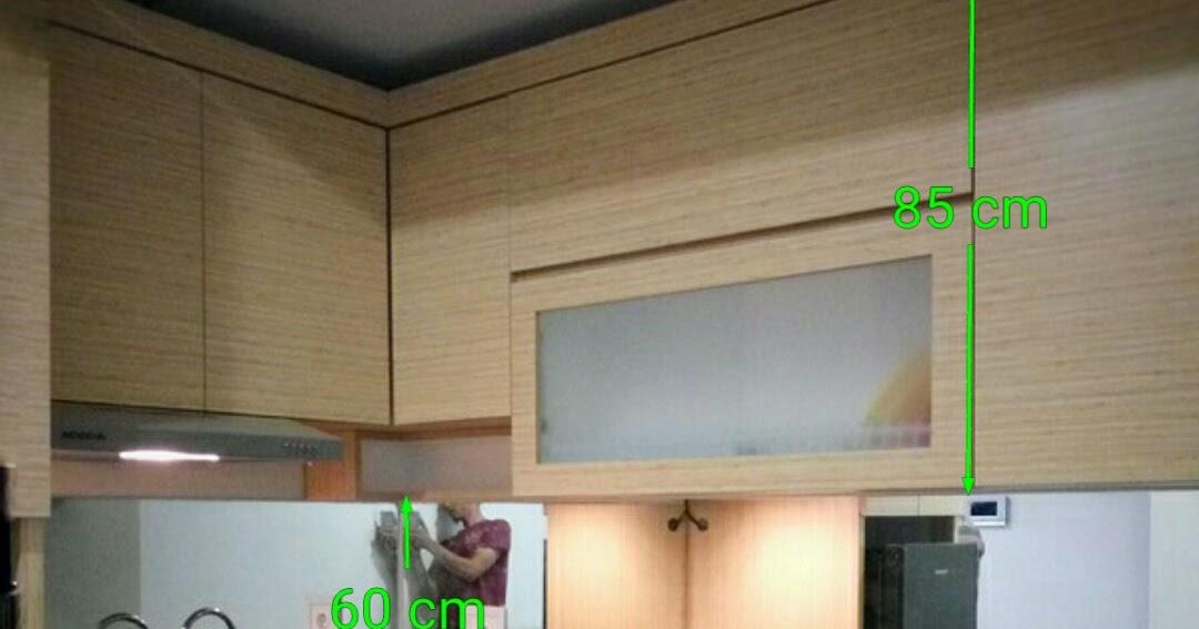 Cara Hitung Kitchen Set