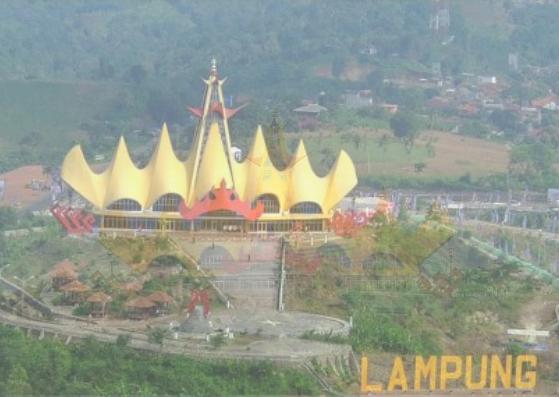 Fakta Menara Siger Lampung Yang Wajib Kalian Tahu