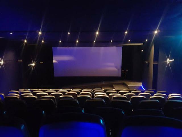 Καινουργιο χώρος:  VALIA plus |Cinema Theater| - Μικρή Σκηνή