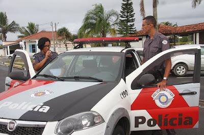 POLÍCIA MILITAR DE REGISTRO-SP ATENDE OCORRÊNCIA DE BRIGA FAMILIAR E PRENDE MULHER POR VÁRIOS DELITOS
