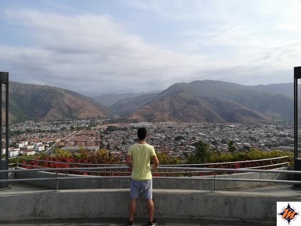 La Victoria, Cerro La Bandera