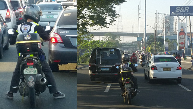 REAL HERO: Motorcycle Rider Clears Traffic for Ambulance and Saved the Patient. LOOK HERE!