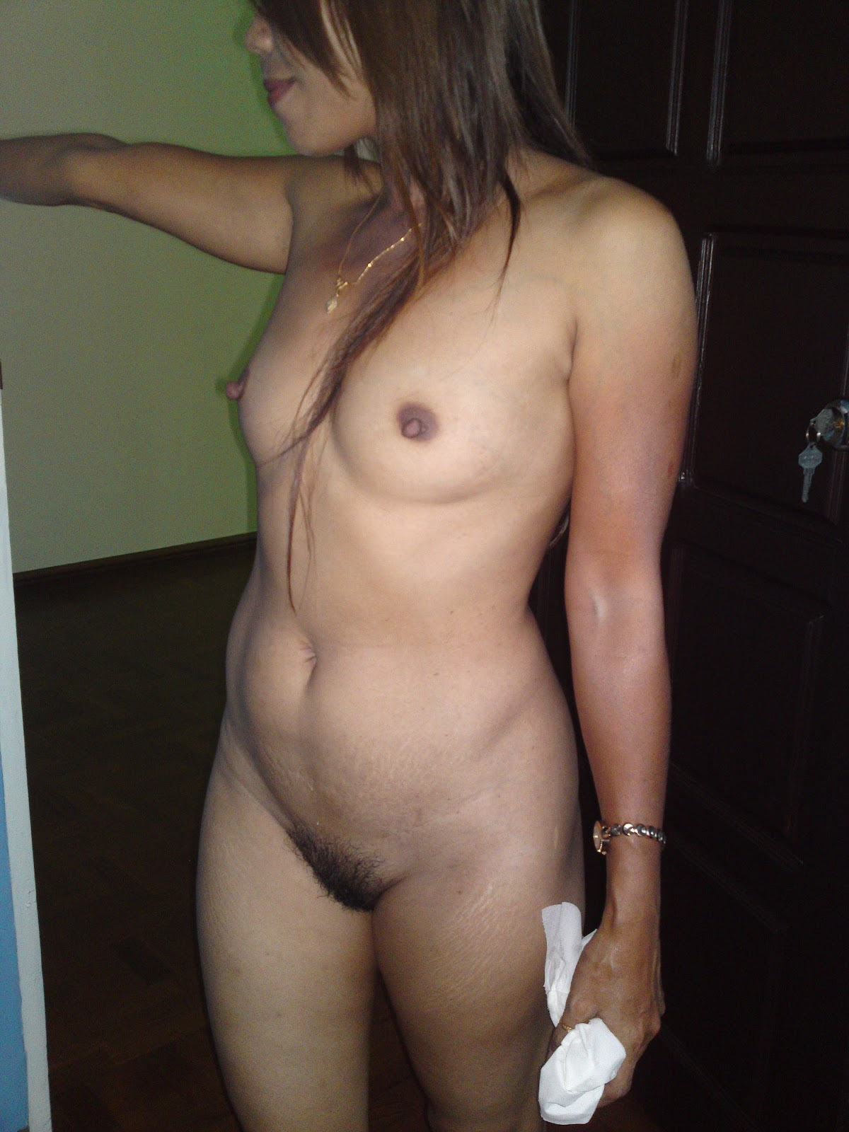 Nude indian glamour model