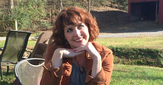 Author Jody Cantrell Dyer