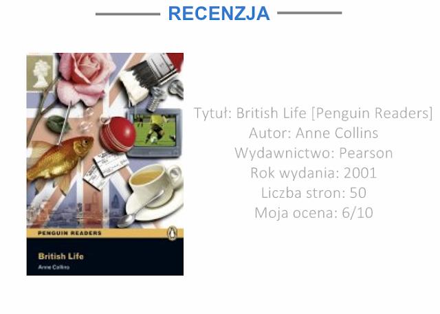 """BRITISH LIFE"" - ANNE COLLINS   Penguin Readers"