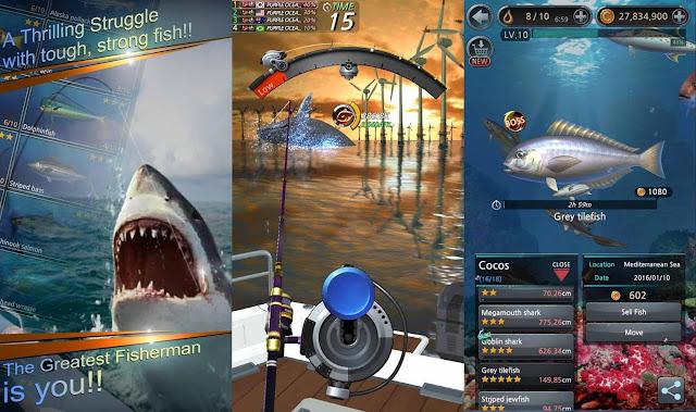 8 Game Memancing Ikan Terbaik Untuk Android 2018 Terbaru Flash Reset