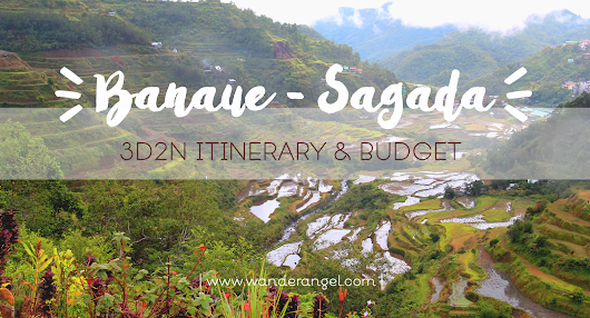 Wander Angel: DIY Travel Guide: Sagada with a side trip to the Banaue Rice Terraces