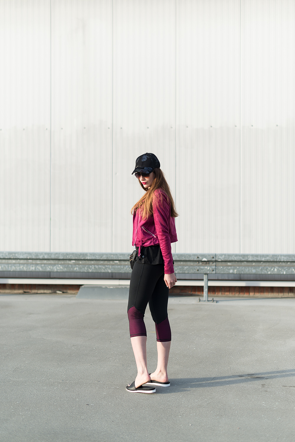 Athleisure Outfit New Look