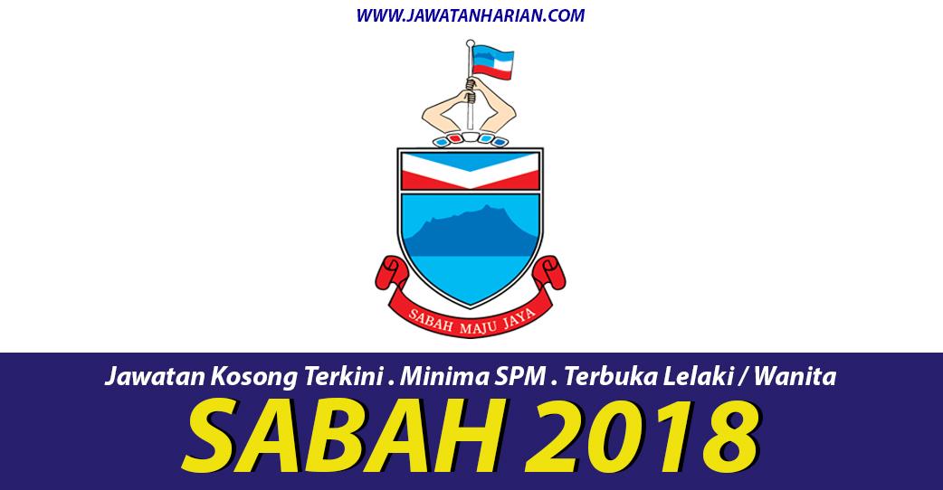 Kemaskini Ratusan Jawatan Kosong Di Negeri Sabah Tahun 2018 Mobile