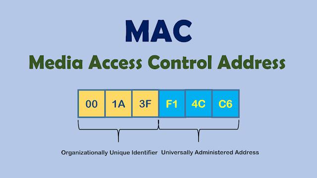 What is MAC Address