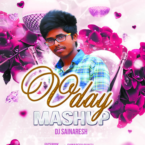 New Mashup 2018 Mp3 Song Download: Valentines Mashup 2017 DJ Sai Naresh Telugu Top Mashup