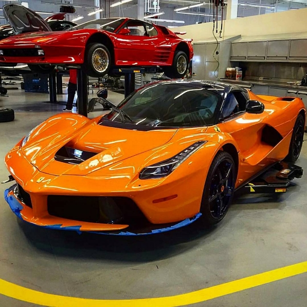 Laferrari: FrenchCarsnnection: All The Most Incredible Ferrari