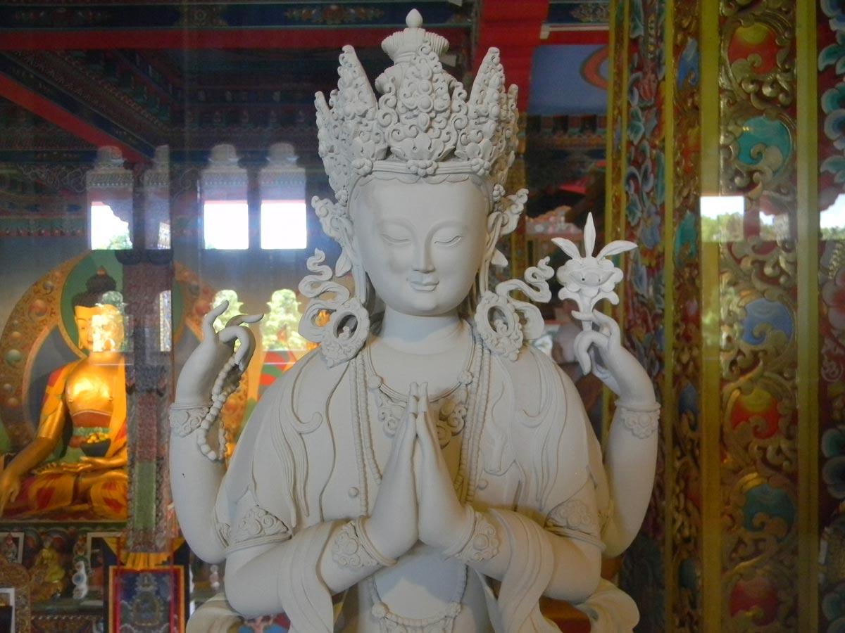 Temple des mille Bouddhas, Dashang Kagyu Ling