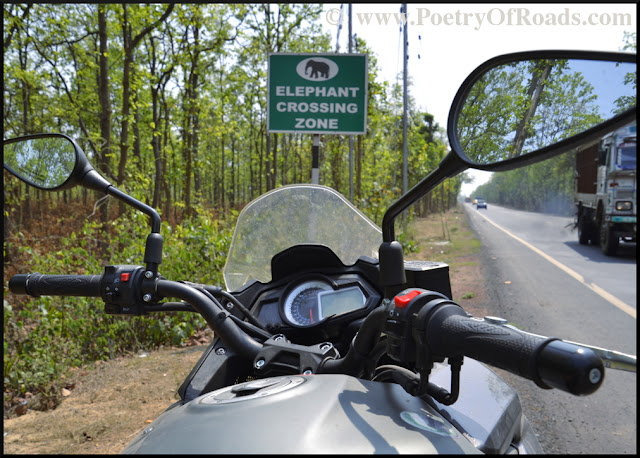 My Golden Quadrilateral Itinerary on Two Wheels