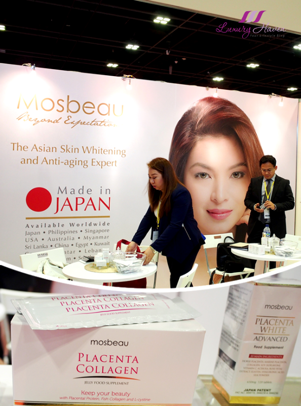 beautyasia 2016 mosbeau placenta white advanced skincare