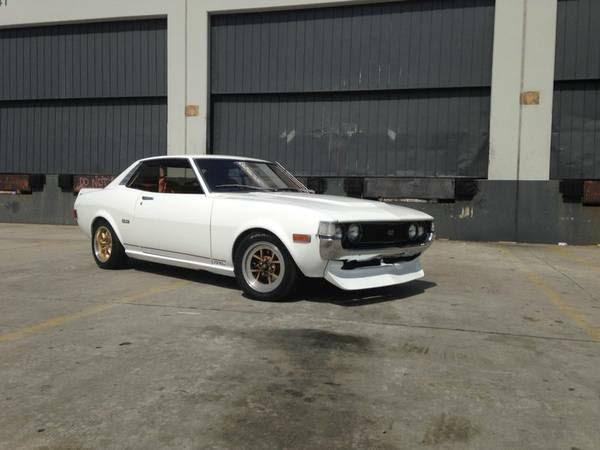 1976 Toyota Celica Gt Coupe Auto Restorationice