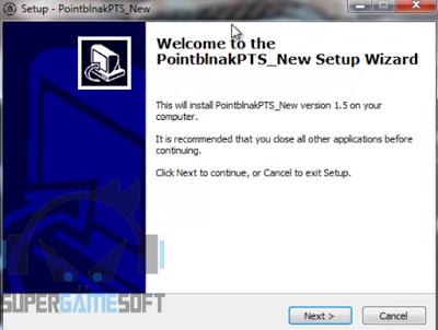 Instal point blank offline