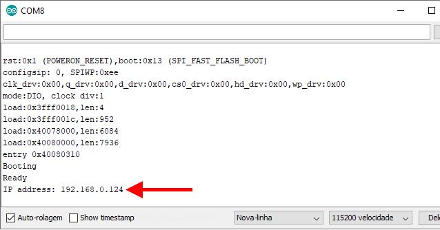 Serial Monitor OTA