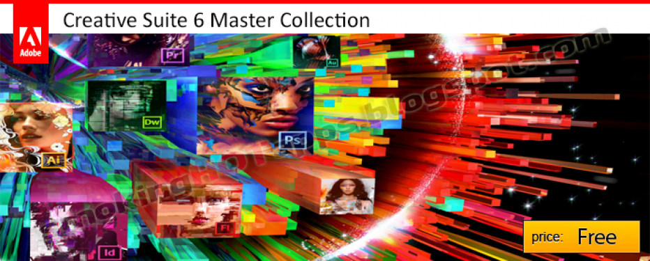 master collection cs6 ls4 exe