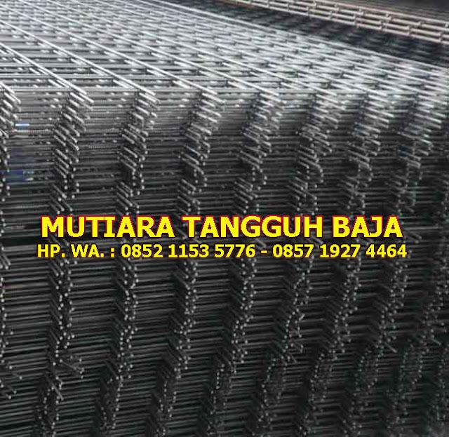 Distributor Besi Wiremesh Per Lembar Daerah Karawang