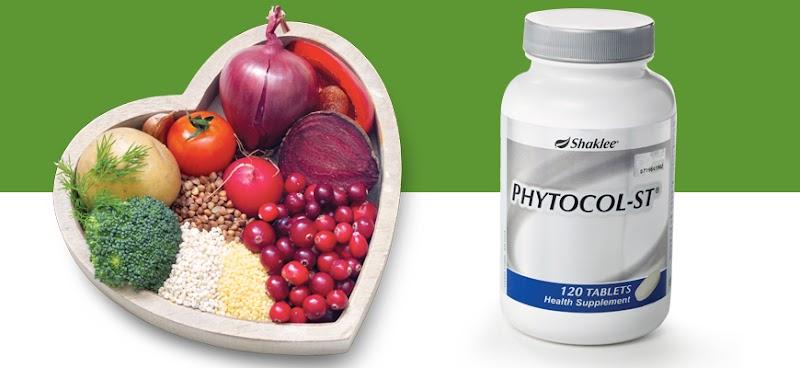 Phytocol-ST Membantu Memperbaiki Kesihatan Anda