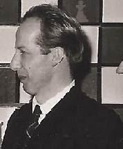 El ajedrecista Olaf Ulvestad