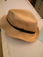 Panama Hat repair New York