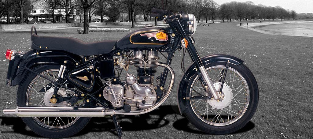 Royal Enfield Bullet 350 Twinspark Images New Bikes In 2016