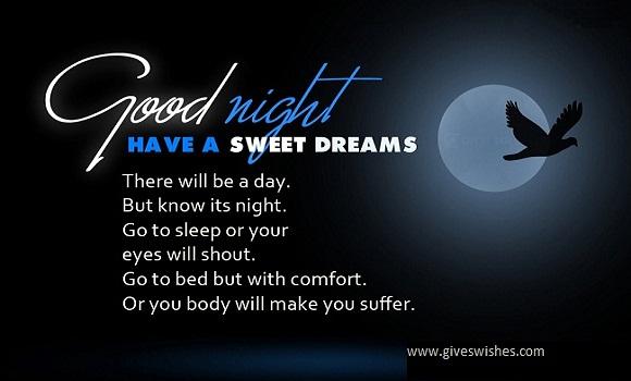 Flirty 35 Good Night Message For Dear Boyfriend