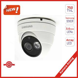 Kamera CCTV Samsung Indoor 750 TVL