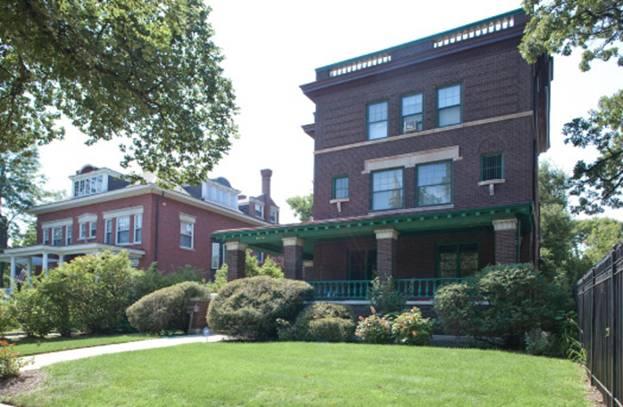 美圖好文: 歐巴馬鄰居房子的故事