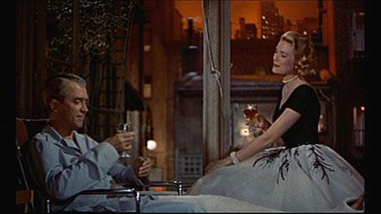 Cine Puro La Ventana Indiscreta 1954